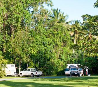 Cape Trib Camping Powered Site